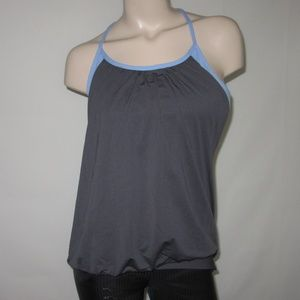 Lululemon No Limits Yoga Tank Running Active Top